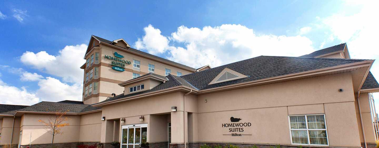 Hôtel Homewood Suites by Hilton Toronto-Markham - Extérieur de l'hôtel