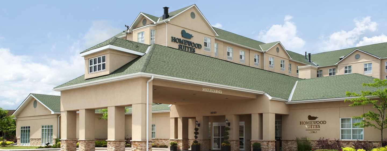 Hôtel Homewood Suites by Hilton Toronto-Oakville - Façade de l'hôtel