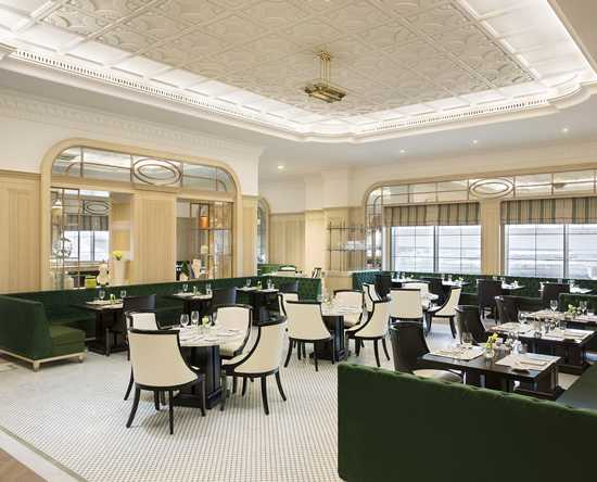 Habtoor Palace Dubai, LXR Hotels & Resorts - BQ - French Kitchen & Bar