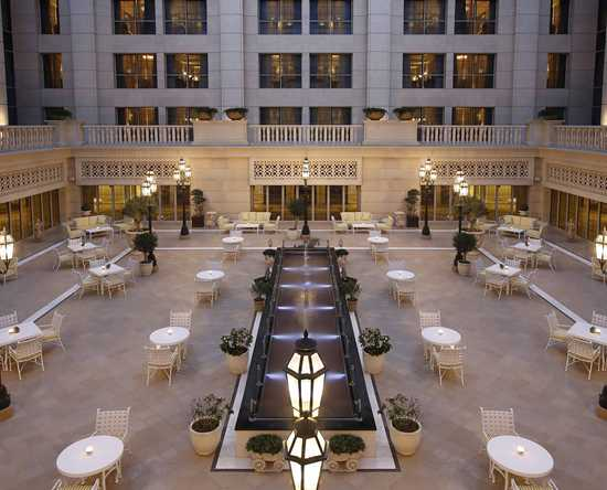 Habtoor Palace Dubai, LXR Hotels & Resorts - Le Patio