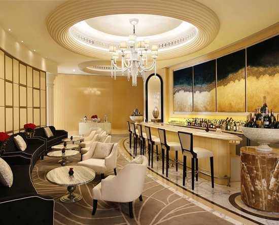 Habtoor Palace Dubai, LXR Hotels & Resorts - Champagne Lounge