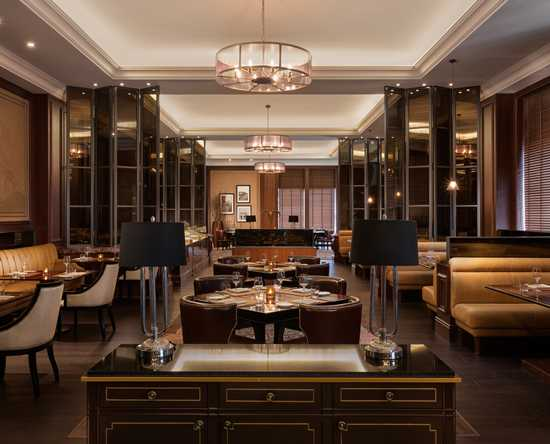 Hôtel Habtoor Palace Dubai, LXR Hotels & Resorts - World Cut Steakhouse
