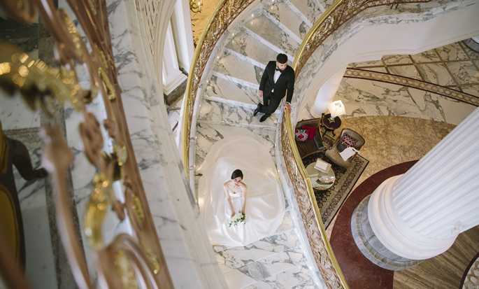 Habtoor Palace Dubai LXR Hotels & Resorts - Bodas