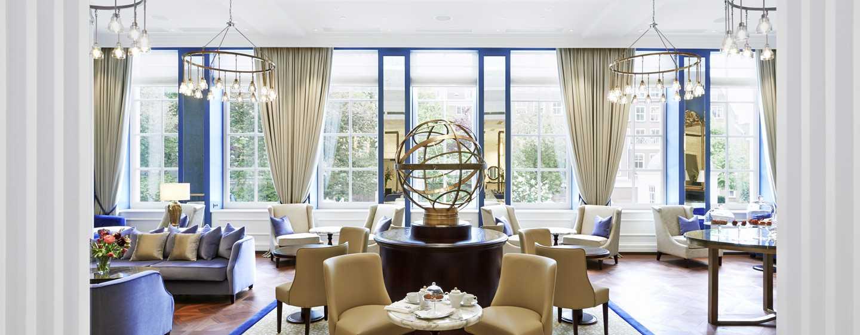 Hôtel Waldorf Astoria Amsterdam, Pays-Bas - restauration