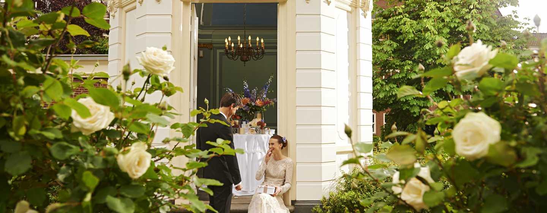 Hôtel Waldorf Astoria Amsterdam, Pays-Bas - mariages