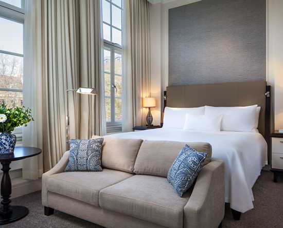 Waldorf Astoria Amsterdam hotel, Nederland - BACKER SUITE