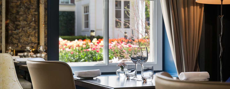 Waldorf Astoria Amsterdam hotel - Goldfinch Brasserie