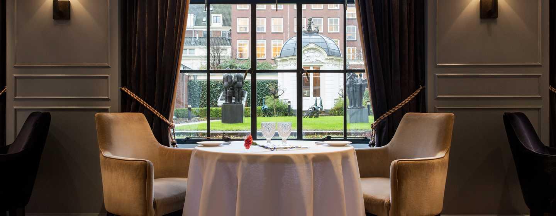 Hotel Waldorf Astoria Amsterdam - Librije's Zusje Amsterdam