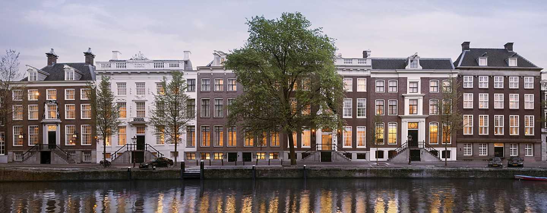 Waldorf Astoria Amsterdam - Buitenkant hotel