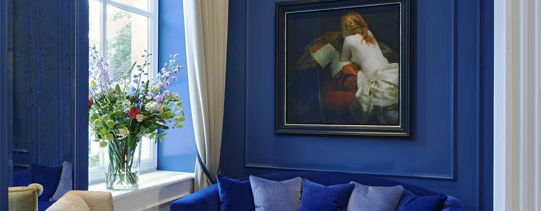Waldorf Astoria Amsterdam - Lujosos restaurantes