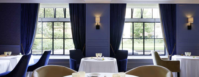 Hôtel Waldorf Astoria Amsterdam - Restauration élégante