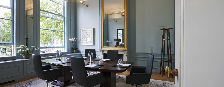 Hotel Waldorf Astoria Amsterdam - Sala de juntas