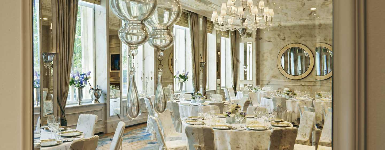 Waldorf Astoria Amsterdam hotel - Sociale evenementen