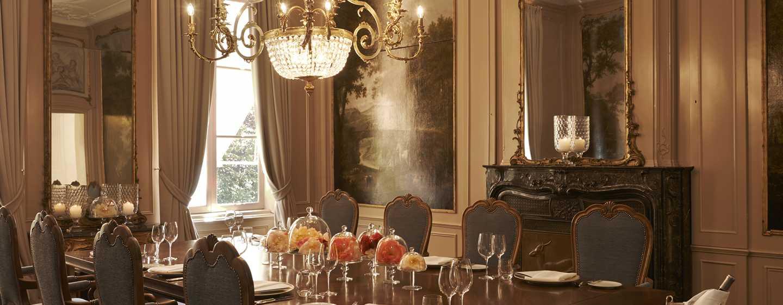 Waldorf Astoria Amsterdam - Sala de comedor