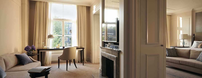 Hôtel Waldorf Astoria Amsterdam - Suite spacieuse