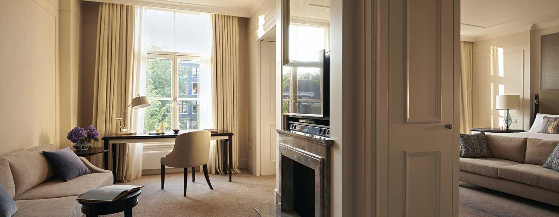 Hotel Waldorf Astoria Amsterdam - Amplia suite
