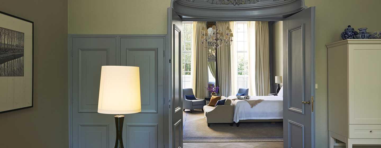 Waldorf Astoria Amsterdam hotel - Tweekamersuite