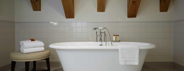 Hotel Waldorf Astoria Amsterdam - Elegantes baños