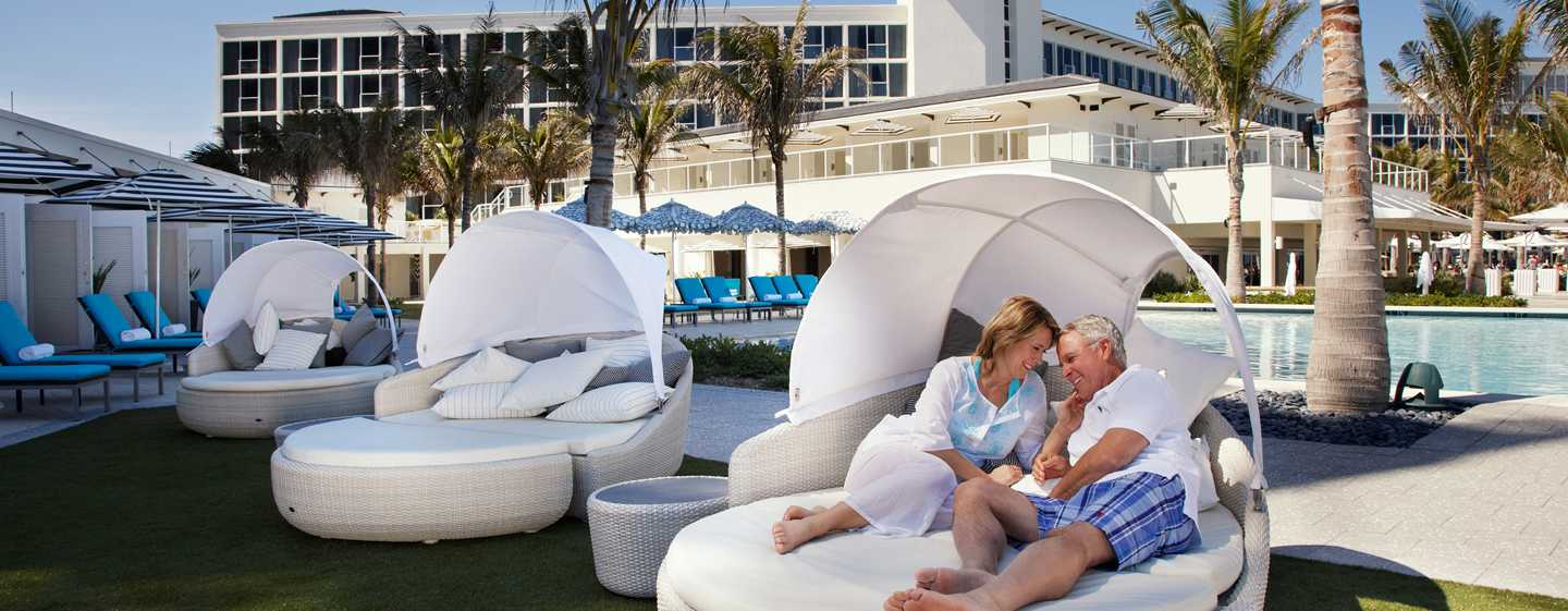 Hotel Boca Beach Club, a Waldorf Astoria Resort, EUA – Cabanas