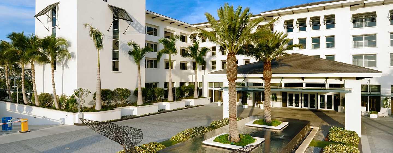 Hotel Boca Beach Club, a Waldorf Astoria Resort, EUA – Exterior do hotel