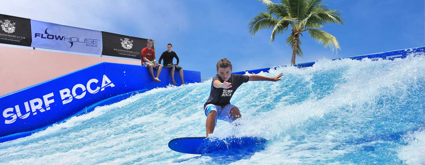 Hotel Boca Beach Club, a Waldorf Astoria Resort, EUA – FlowRider