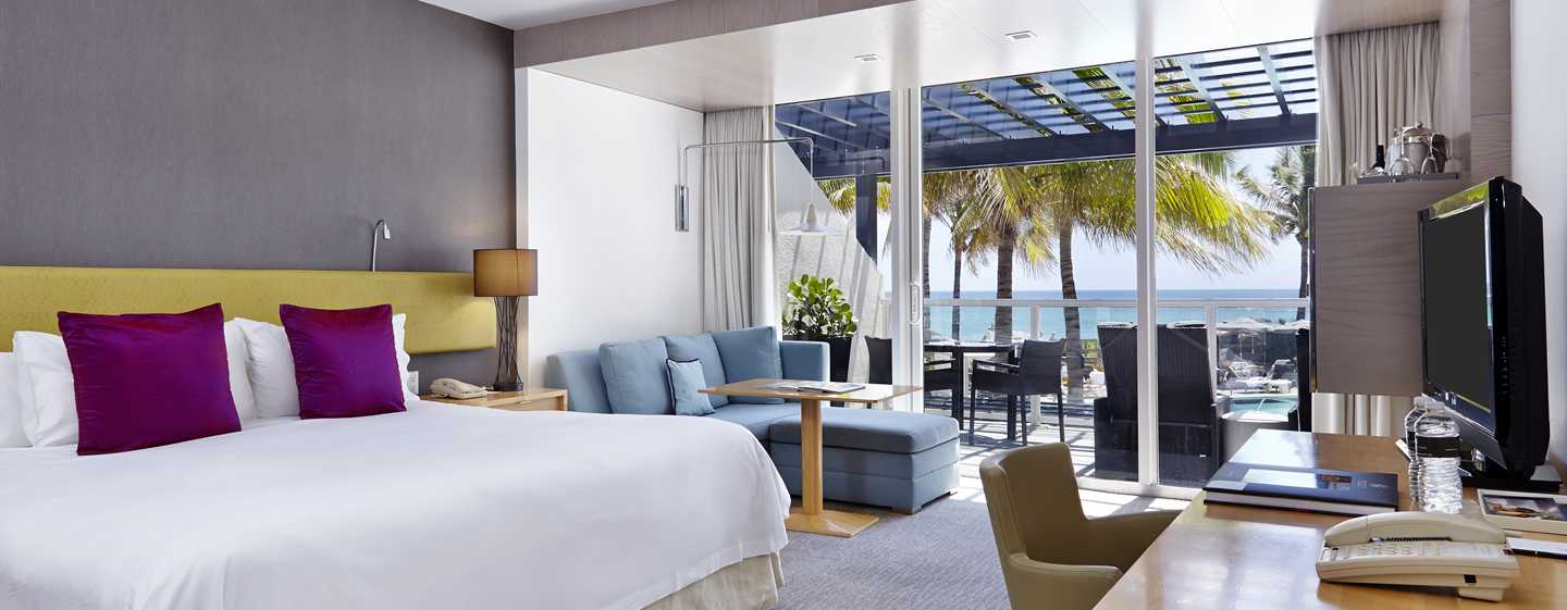 Hotel Boca Beach Club, a Waldorf Astoria Resort, EUA – Quarto com vista para o mar