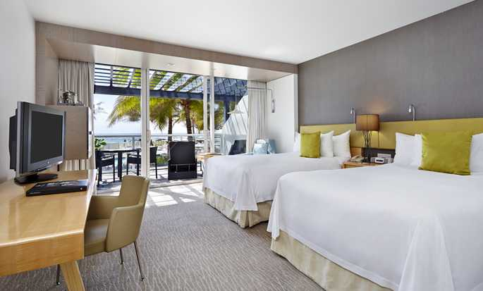 Hotel Boca Beach Club, a Waldorf Astoria Resort, EUA – Quarto Double