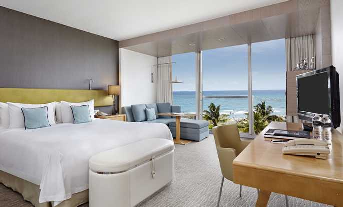 Hotel Boca Beach Club, a Waldorf Astoria Resort, EUA – Quarto King com vista para o mar