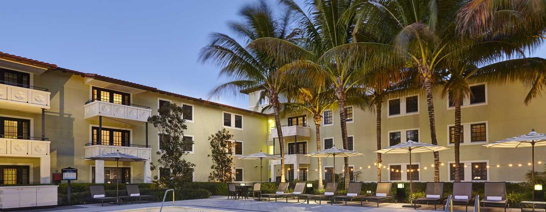 Boca Raton Resort & Club, A Waldorf Astoria Resort, Florida, USA– Bungalow-Pool