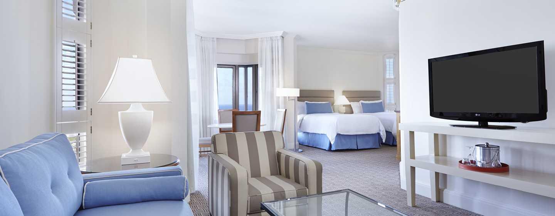 Boca Raton Resort & Club, A Waldorf Astoria Resort, Florida, USA– Junior Suite