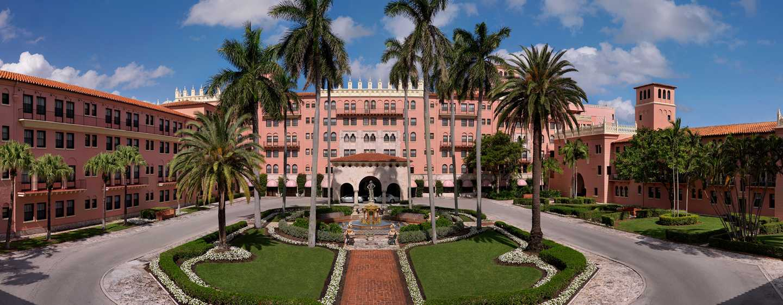 Boca Raton Resort Club A Waldorf Astoria Florida Fachada Del Hotel