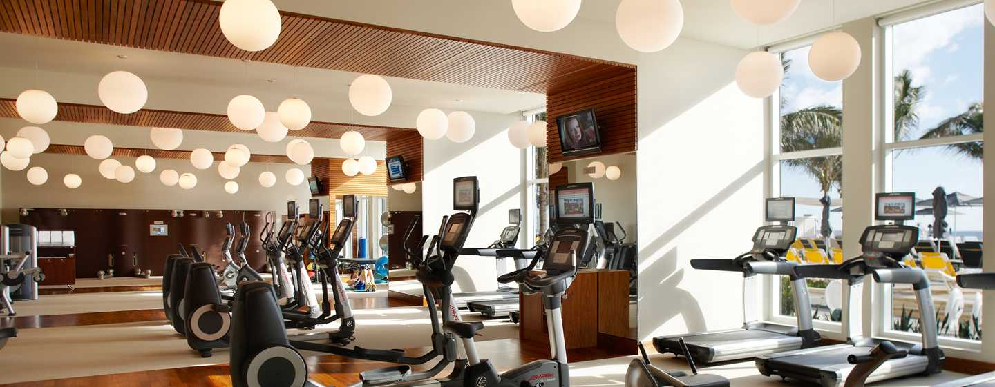 Boca Raton Resort & Club, A Waldorf Astoria Resort, Florida - Gimnasio