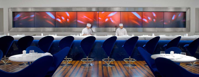 Boca Raton Resort & Club, A Waldorf Astoria Resort, Florida - Bar de sushi