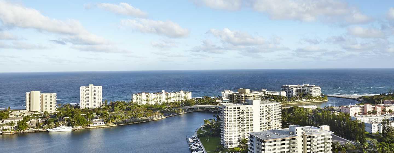 Boca Raton Resort & Club, A Waldorf Astoria Resort, Florida - Vista aérea