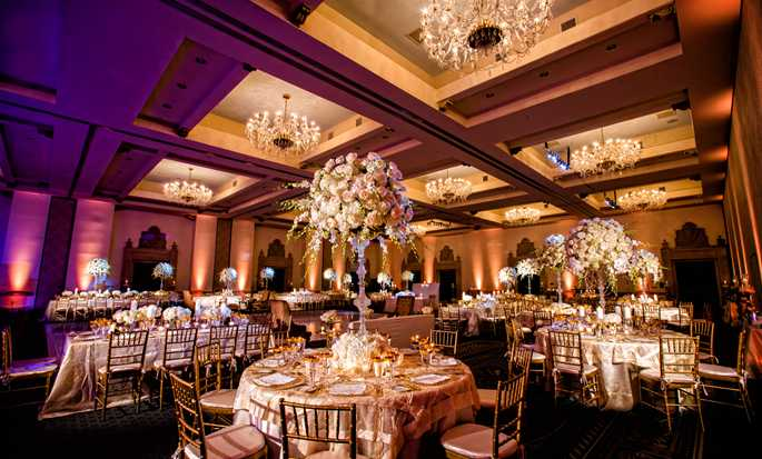 Boca Raton Resort & Club, A Waldorf Astoria Resort, Florida - Banquete