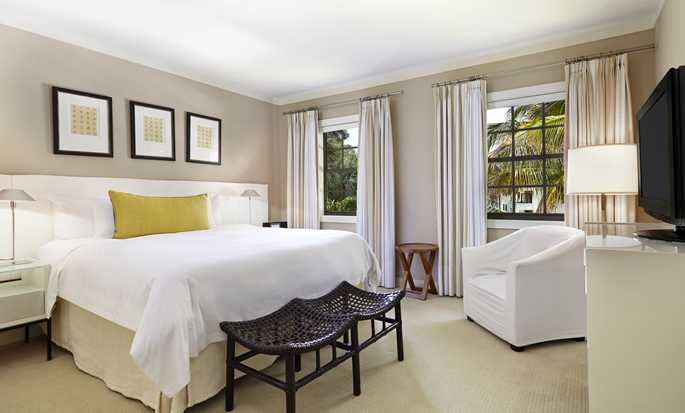 Boca Raton Resort & Club, A Waldorf Astoria Resort, Florida, USA – Zimmer mit King-Size-Bett