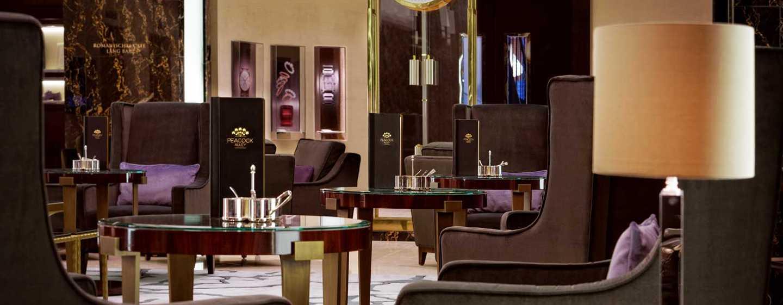 Waldorf Astoria Berlin hotel - Restaurant Peacock Alley