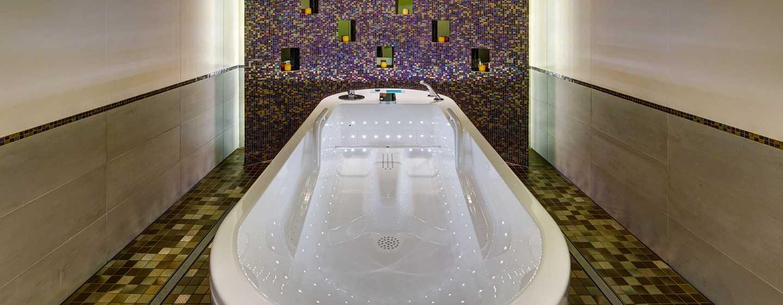 Im Guerlain Spa finden Sie Spa Behandlungen die Ihnen gefallen, wie die Hydrotherapie