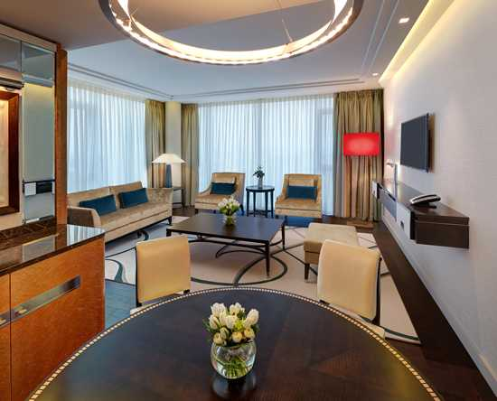 Waldorf Astoria Berlin hotel, Duitsland - Tower suites King