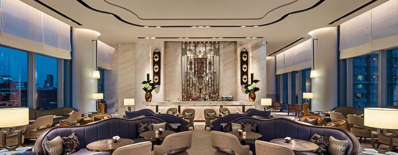 Hotel Waldorf Astoria Bangkok, Thailand - Peacock Alley