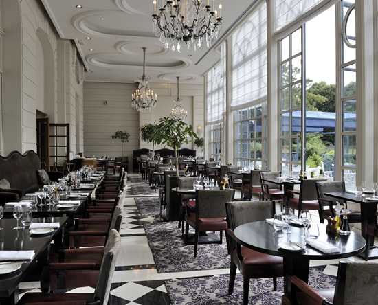 Hôtel Trianon Palace Versailles, Waldorf Astoria, France - Restaurant La Véranda by Gordon Ramsay