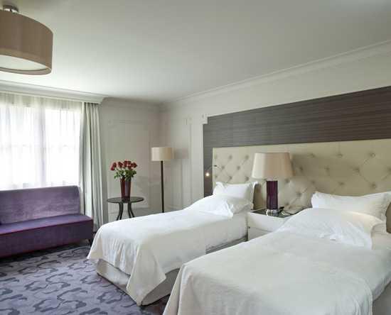 Chambres et suites de luxe - Hôtel Trianon Palace Versailles