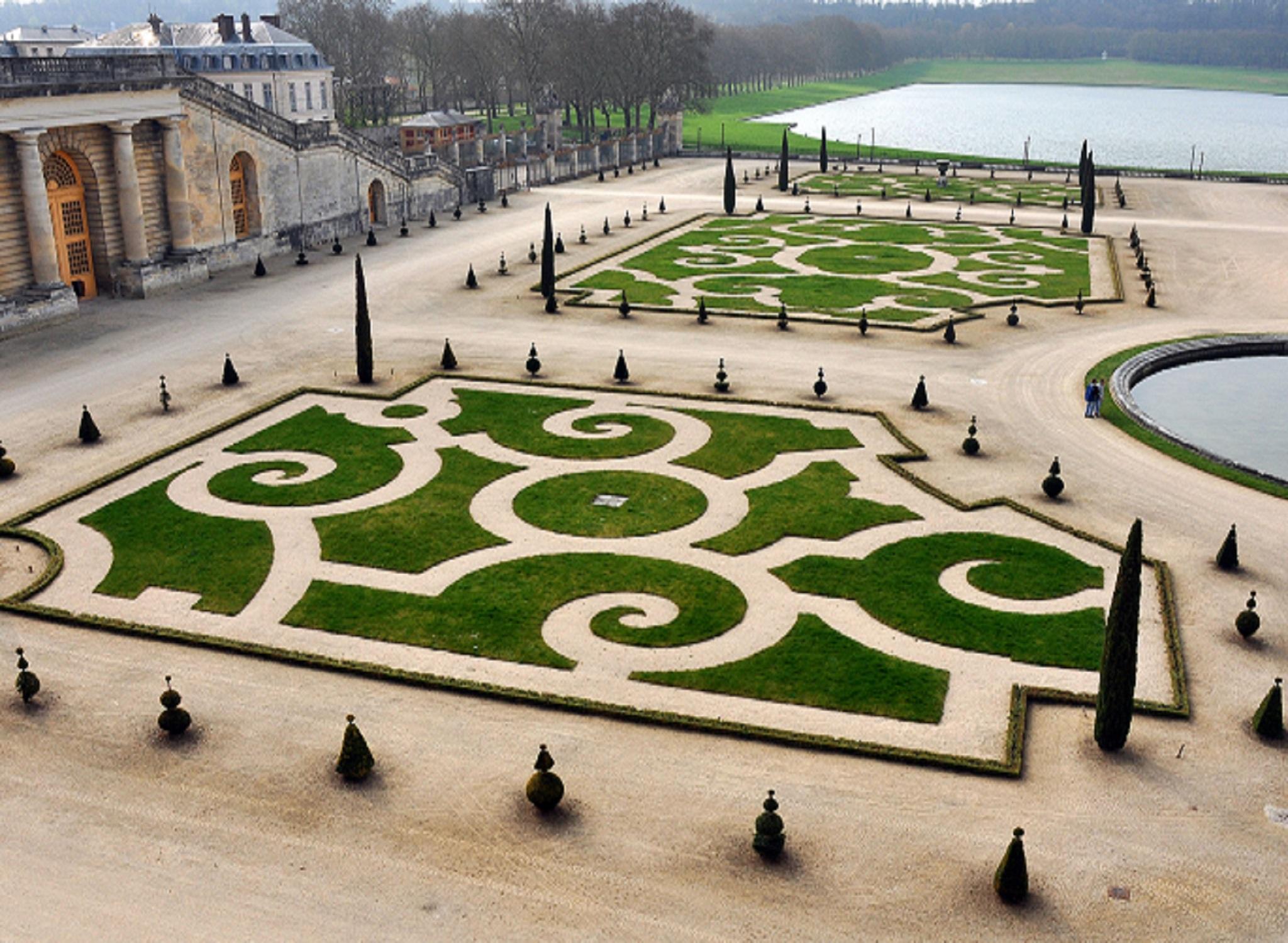 Trianon Palace Versailles Luxehotel Van Waldorf Astoria