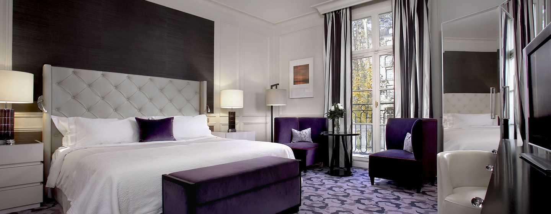 Luxuszimmer und Suiten – Trianon Palace Versailles