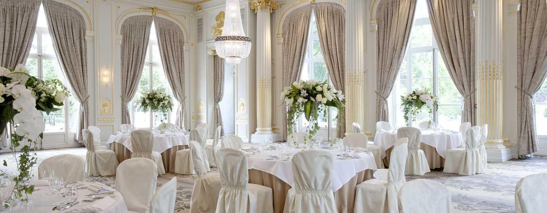 Waldorf Astoria Trianon Palace Versailles, Frankreich– Hochzeiten