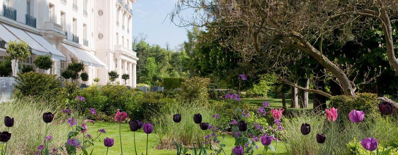 Waldorf Astoria Trianon Palace Versailles, Frankreich– Gartenanlagen des Trianon Palace