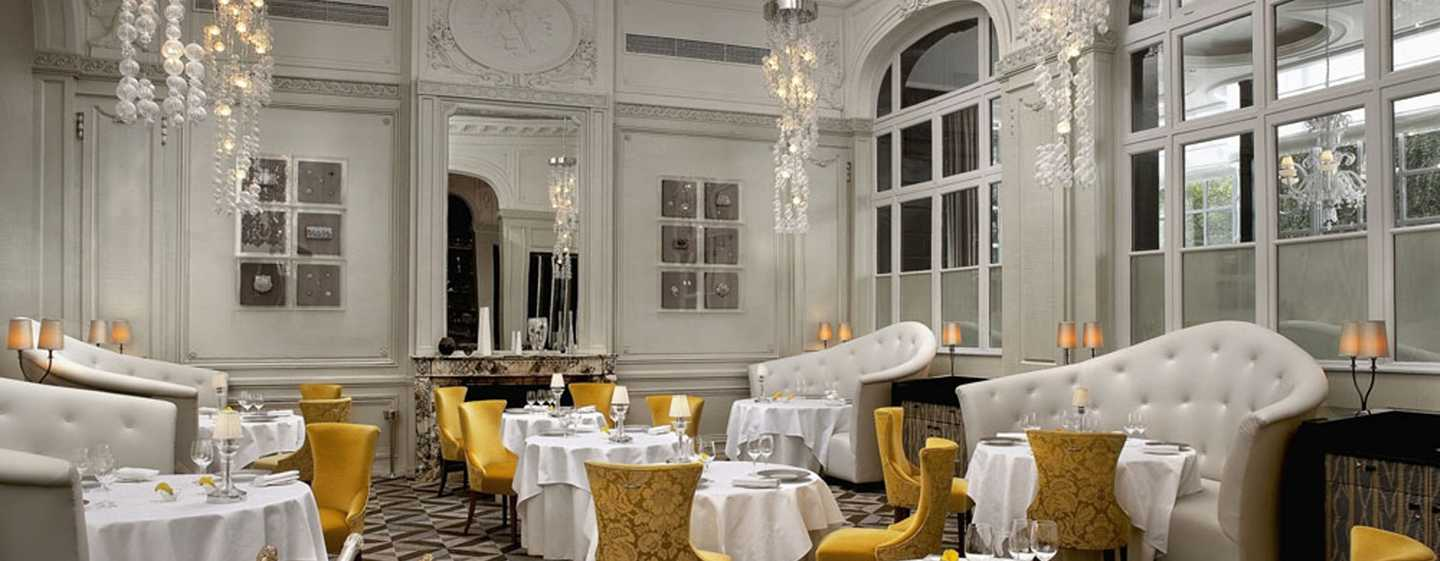 Hôtel Waldorf Astoria Trianon Palace Versailles, France - Gordon Ramsay au Trianon