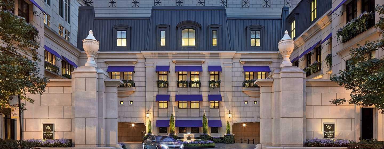 Hôtel Waldorf Astoria Chicago - Extérieur de l'hôtel