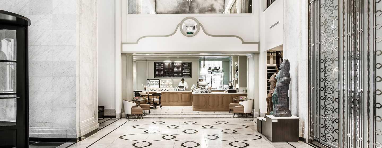 Hôtel Waldorf Astoria Chicago - Hall du Waldorf Astoria Chicago