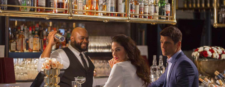 Hôtel Waldorf Astoria Chicago - Margeaux Brasserie Bar